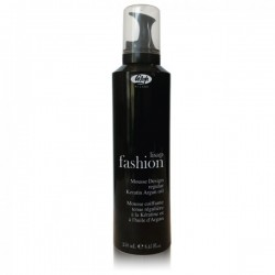 Lisap Fashion Mousse Design normál hajhab, 250 ml