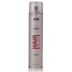 Lisap High Tech Hair No Gas pumpás hajlakk extra erős, 300 ml