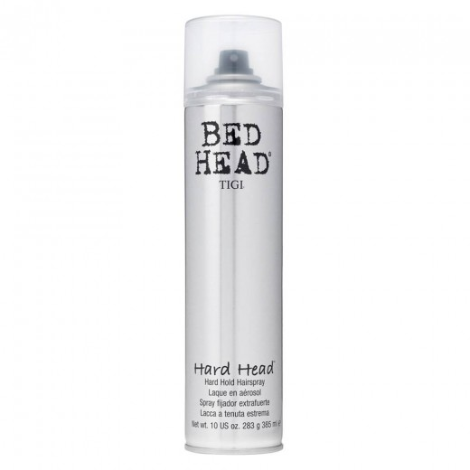 Tigi Bed Head Hard Head extra erős hajlakk, 400 ml